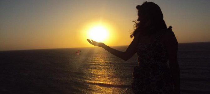 A paixão que virou profissão – Turismóloga viaja sozinha…