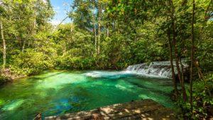 As belezas naturais do Jalapão atraem turistas o ano inteiro. Crédito: Divulgação Embratur