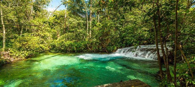 Desenvolvimento do turismo em Tocantins