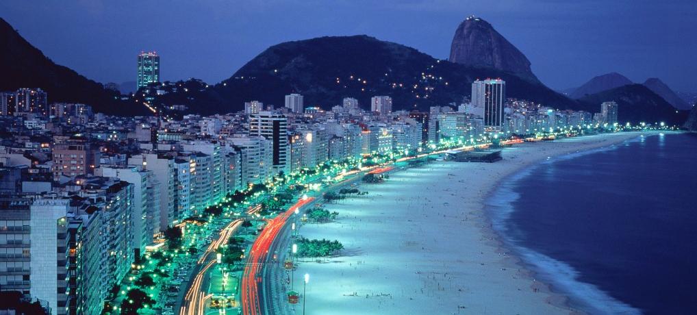 Brasil registra recorde na entrada de turistas estrangeiros