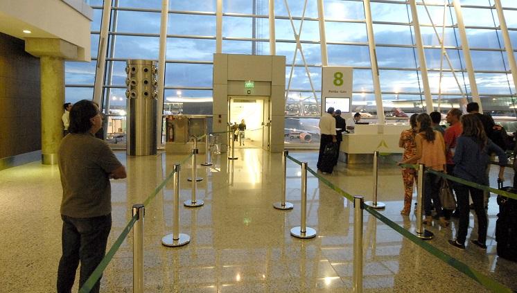 12 de fevereiro de 2016 - Aeroporto Internacional de Brasília - Presidente Juscelino Kubitscheck. Foto: Gustavo Messina/MTur