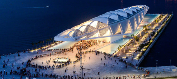 Museu do Amanhã leva título de edifício mais sustentável do mundo