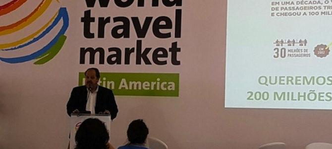 Empresas aéreas brasileiras querem dobrar número de passageiros em dez anos