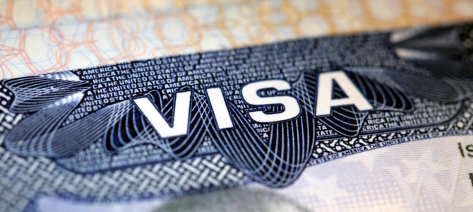 Mudanças em vistos serão anunciadas em abril