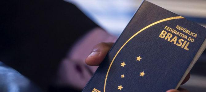 Suspensão de emissão de passaporte não inclui o de emergência