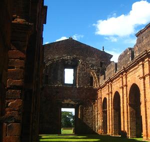Um passeio pelas missões jesuíticas