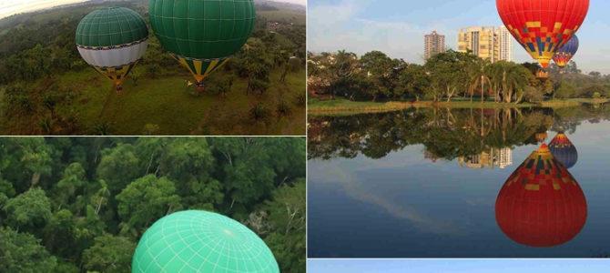 Balonismo e turismo nos céus do Brasil
