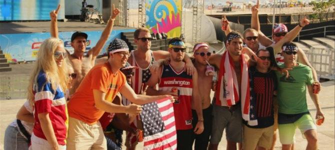 Brasil passa a aceitar visto eletrônico para turistas americanos